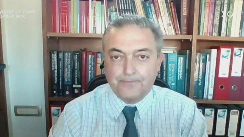Θεόδωρος Βασιλακόπουλος: «Όσοι δεν είναι εμβολιασμένοι να πληρώνουν μεγάλο  πρόστιμο»   Ergasiatora.gr